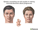 Genetic counseling and prenatal diagnosis